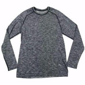 Lululemon Metal Vent Tech LS Shirt Sz M